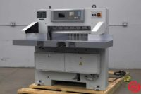 """Colter and Peterson Prism 32"""" Programmable Paper Cutter - 060419021449"""