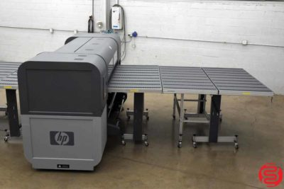 HP Scitex FB500 Wide Format Rigid and Flexible Material Printer - 062419033632