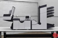 Hasler M8500 Folding Inserting System - 061819103925