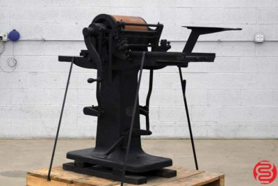 Horace Hacker and Co Potter Proof Press - 061019125953