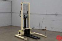 JET JHS-2200 Hydraulic Stacker - 062619014550