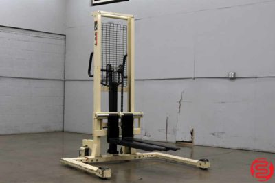 JET JHS-2200 Hydraulic Stacker - 062619014550