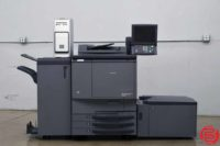 2007 Konica Minolta Bizhub Pro C6500 Color Digital Press - 061219112002