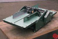 Pierce Perf-A-Matic P15 Table Top Perf Slit Score Machine - 062719010458