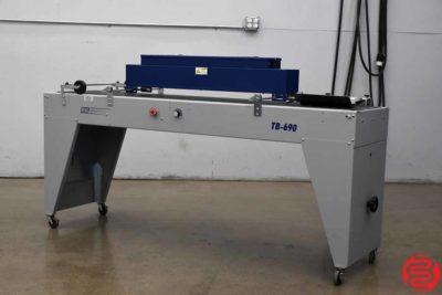 2008 Rena TB-690 Single Wide Belt Dryer Conveyor - 061319112026