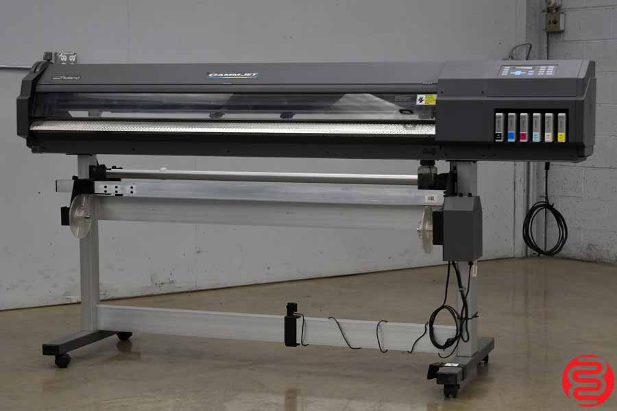 Roland CAMMJET CJ-500 Vinyl Printer Cutter - Boggs Equipment