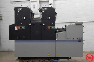 AB Dick 9985 Two Color Offset Printing Press - 071919120932