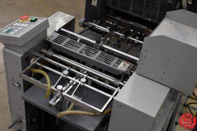 AB Dick 9995 (Ryobi 3302) Two Color Offset Printing Press - 072019114248