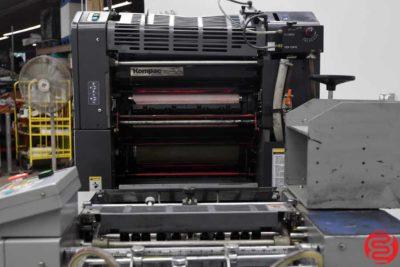 AB Dick 9995 (Ryobi 3302) Two Color Offset Printing Press - 072219081814