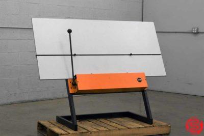 B. Bacher GMBH 2042.1 Plate Punch - 072619091628