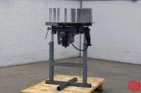 """Brackett 15"""" x 18"""" Floor-Standing Industrial Paper Jogger - 070819115702"""