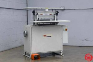GBC Sickinger MHP 17 Hydraulic Paper Punch - 071519013024