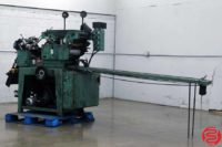 Halm Jet TWOD-6D Two Color High Speed Envelope Press - 070619012610