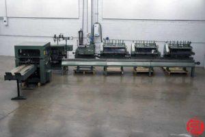 Muller Martini Minuteman 1509 Saddle Stitching System - 072619025701