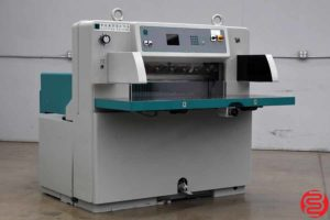 "2010 Perfecta 92 UC 36"" Programmable Paper Cutter - 070919090208"