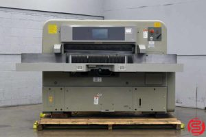 "Polar 115 ECM Programmable 45"" Paper Cutter - 071219023600"