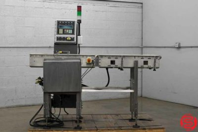 Ramsay AC4000T Check Weigher w/ Multifeeder MFT 450 - 070119020437