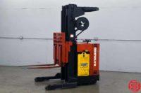 Raymond 20 R30TN Walkie Reach Stacker Forklift - 070319104752