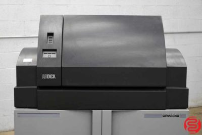 2002 AB Dick DPM 2340 Computer to Plate System - 081519095333