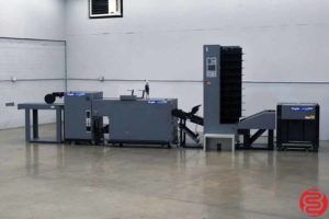 2005 Duplo System 5000 10 Bin Booklet Making System - 081919113748