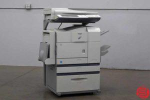 2007 Sharp MX-M350N Monochrome Digital Press - 080919012740