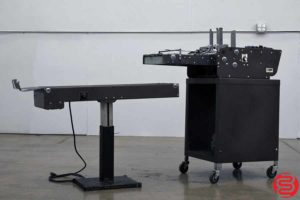 AB Dick 1200 Envelope Feeder w Conveyor - 081319084948