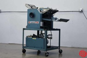 Baum 714 Vacuum Feed Paper Folder - 081219043742