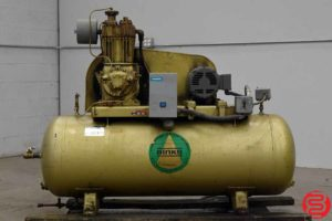 Binks 80 Gallon Air Compressor - 081919090315