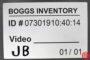 Buskro BK 1612 Conveyor - 073019104014