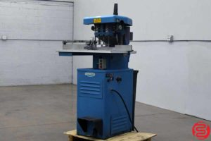 Challenge EH-3A Three Spindle Hydraulic Paper Drill - 081619104644