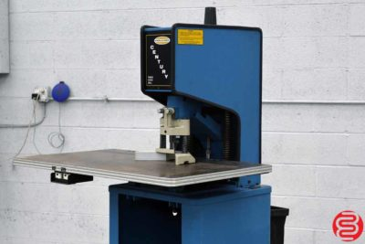 Challenge Century Hydraulic Single Head Paper Drill - 080619041409