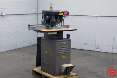 Challenge EH-3A Three Spindle Hydraulic Paper Drill - 080119011321
