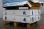 Domtar Proterra Coastal White 90 lb 25 x 38 Paper - 073119073432