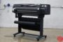HP DesignJet 1050C 36 Wide Format Printer - 081619114725