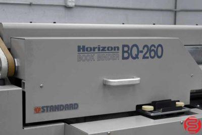 Horizon BQ-260 Perfect Binder - 080619082736