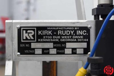Kirk Rudy 324T Stand Alone Shuttle Feeder - 073119011540
