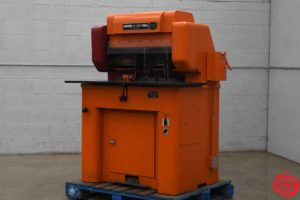 Lawson Heavy Duty Hi-Speed Three Spindle Paper Drill - 081419074305