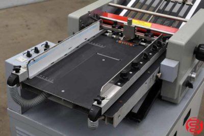 MBM Model FM 352 S Vacuum Feed Paper Folder - 080719090746