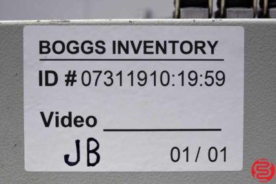 MBO B26 Right Angle Unit for Paper Folder - 073119101959
