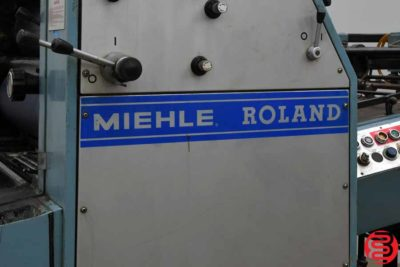 Miehle Roland 28 SC Pile Feed Die Cutter - 082319044018