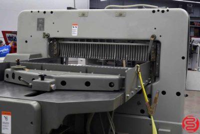 1992 Polar 115 EMC-MON Programmable Paper Cutter w/ Microcut - 080719083603