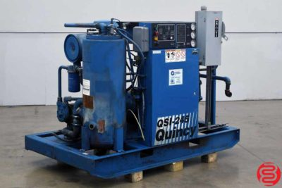 Quincy QSI-245 Air Compressor - 081319040525
