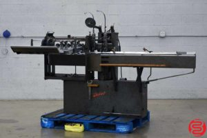 Rosback 202 Two Head Stitching Machine - 081519111718
