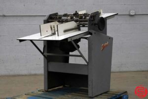 Rosback 220 True Line Perforator Perf Slit Score Machine - 081519120926