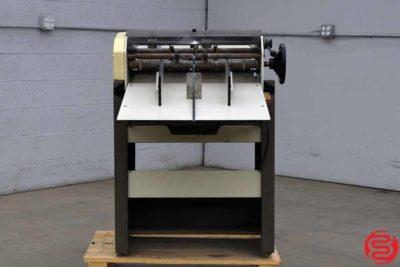 Rosback Model 220A True Line Perf Slit Score Crease Machine - 080519101347