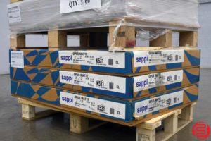 Sappi Opus Matte 70 lb 19 x 25 Paper - 073119072313