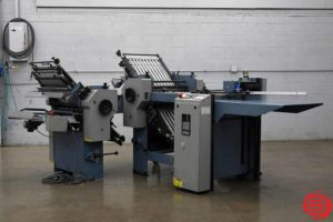 Stahl B20 Pile Feed Paper Folder - 080619072419