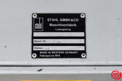 Stahl MKE 66 Marking Device - 080119124450
