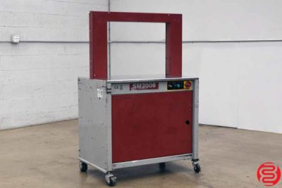 TYPAC SM2000 Automatic Strapping Machine - 080719020304