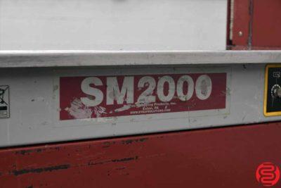 TYPAC SM2000 Automatic Strapping Machine - 080719020304